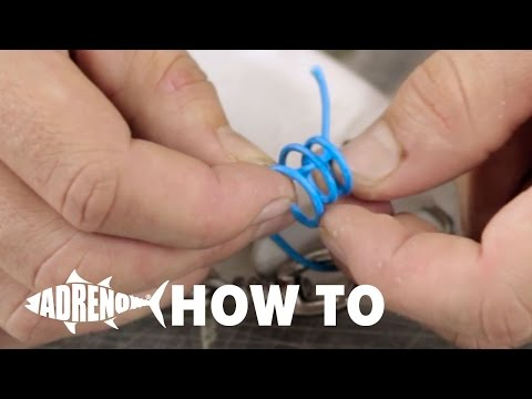 How to Tie Spearfishing Knots | ADRENO
