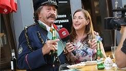 NACHTSCHICHT mit Dresdner Showhasen Karl-Heinz Bellmann und Dorit Gäbler