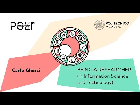 Being a researcher (in Information Science and Technology) - Teaser (Carlo Ghezzi)