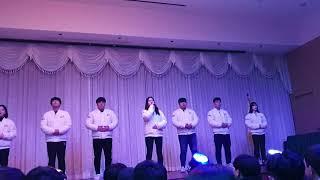 송원대학교 2019 학년도 총학생회 인사 (mt)