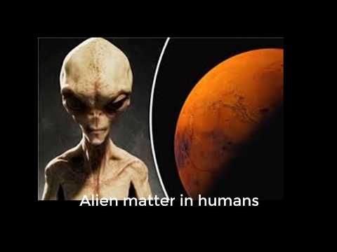 Alien come from universe
