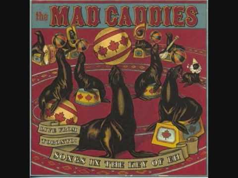 Mad Caddies - Weird Beard (live)