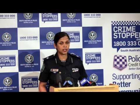 Man arrested after death in Adelaide
