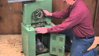 Tune Up Your Band Saw