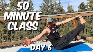 Day 6 - Pilates 34 Classic Mat Exercises - Sean Vigue Fitness