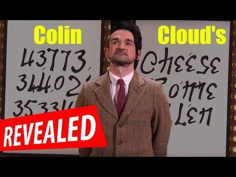 REVEALED Colin Cloud's Semi Final Twitter in  America's Got Talent 2017