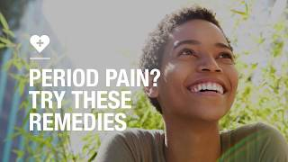 Period pain? Try these remedies