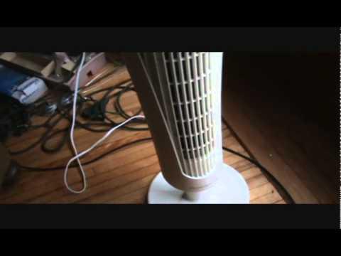 Honeywell Quiet Set Fan Youtube