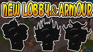 *NEW* LOBBY AND ARMOUR UPDATE IN DUNGEON QUEST!!! (Roblox)