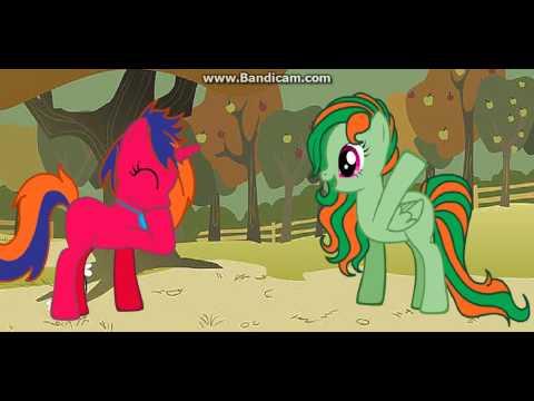 как сделать две пони в паинте не перекрашивая глаза