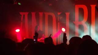 Andy Black - Time To Waste - Tramshed - Cardiff - 15/5/16