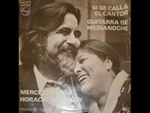 Mercedes Sosa Con Horacio Guaraní -