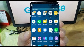 Samsung Galaxy S8 and S8 plus Leaked video