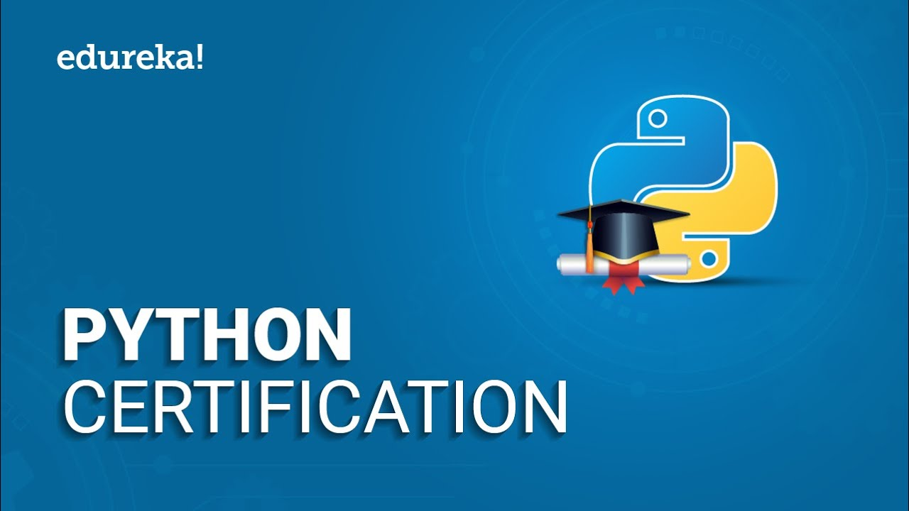 Image result for Python Certification Training for Data Science edureka