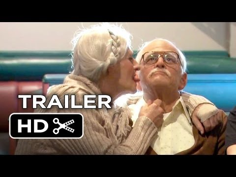 Jackass Presents: Bad Grandpa.5  DVD Release  1 2014  Johnny Knoxville Movie HD