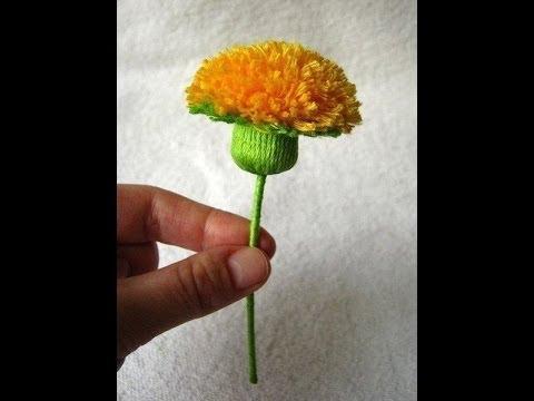 Цветы из бумаги своими руками Подарок маме на 8 марта