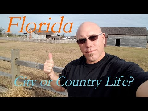 FLORIDA  City or Country?