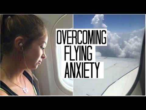 How to Overcome Flying Anxiety | My Tips + Experience