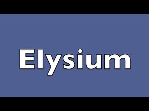 how to get elysium to work