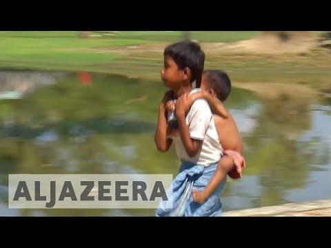 Rohingya refugees in Bangladesh fear repatriation to Myanmar