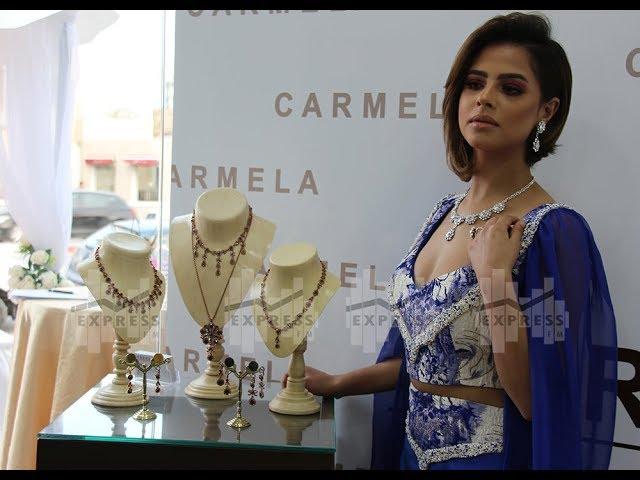Carmela Bijoux  inaugure sa deuxième boutique à Menzah 7
