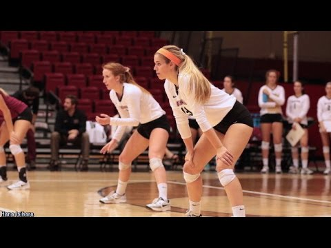 Postgame: Lafayette Volleyball vs Holy Cross