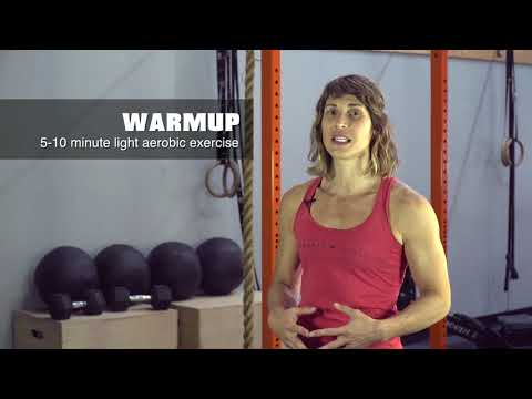 Intro + Dynamic Warm-Up - Learn how to warm your body for your workout properly