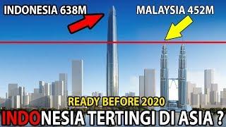 vuclip Kalahkan Shanghai China? 8 Bangunan Pencakar Langit Tertinggi Di Indonesia