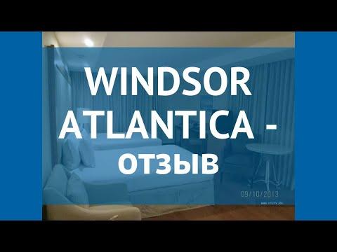 WINDSOR ATLANTICA 5* Рио де Жанейро отзывы – отель ВНДСОР АТЛАНТИКА 5* Рио де Жанейро отзывы видео