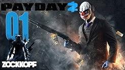PayDay 2 PS4 Deutsch  Übung macht den Meister #01
