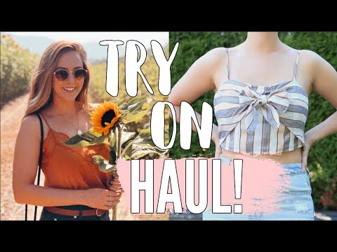 VICI Pre-Fall Try On Haul!