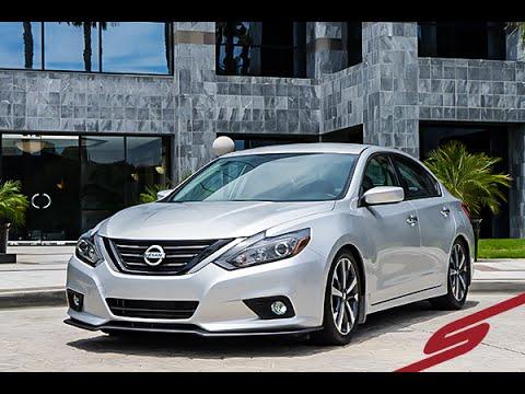 Nissan Altima 2016 Modified Virtual Tuning Doovi