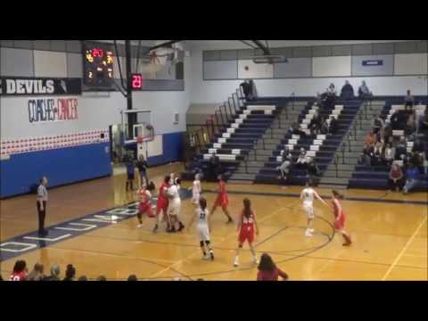 Game Highlights Girls' Varsity: Niskayuna 36 vs Columbia 46 (F)
