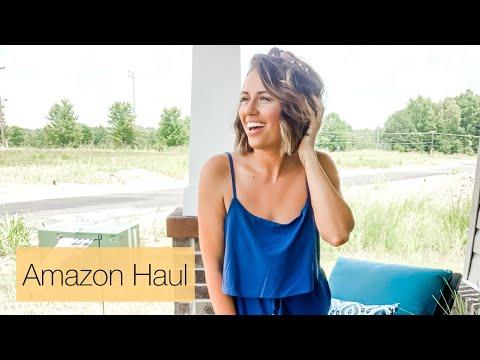 Huge Amazon Haul | July thumbnail