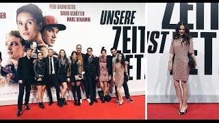 Unsere Zeit ist jetzt Kinopremiere im Sony Center Berlin