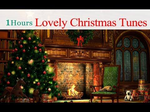 ★1 Hour★ Lovely & Peaceful Christmas Tunes for Family Gatherings / 溫馨放鬆的聖誕組曲:最適合在家聽的聖誕音樂
