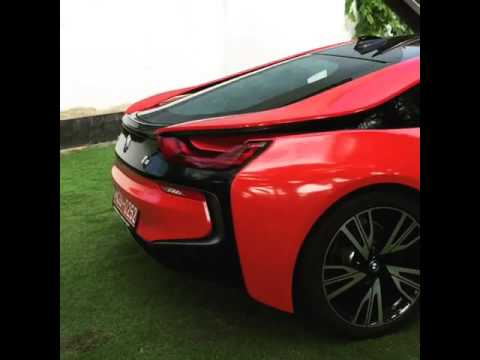 Bmw I8 In Sri Lanka Youtube