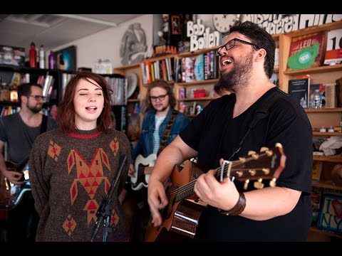 The Oh Hellos: NPR Music Tiny Desk Concert
