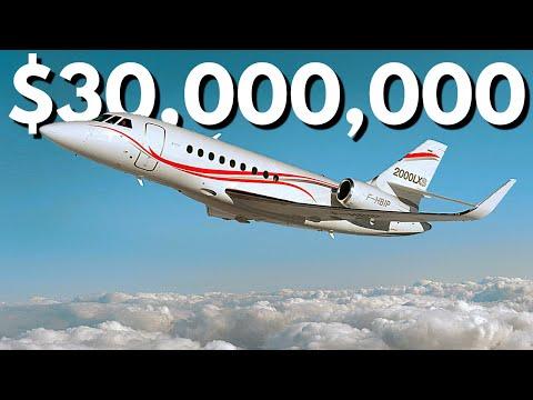 7 Private Jets Under $30 Million