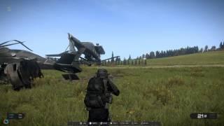 Arma 3 Exile - Bike Glitch