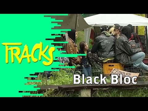 Black Bloc danois (2005) - TRACKS - ARTE