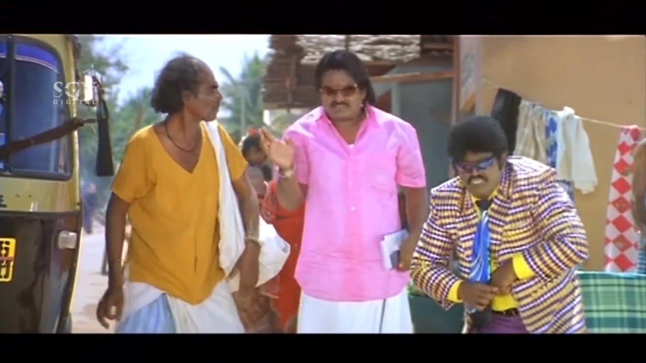 ತುಂಡ ಇದ್ರೇನೆ ಟೈ ಅನ್ನೋದು, ಉದ್ದ ಇದ್ರೆ ಲಂಗೋಟಿ ಅಂತಾರೆ   Jaggesh and Komal Comedy Scenes from Manmatha