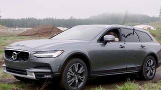 2017 Volvo V90 Cross Country T6 AWD Review - AutoNation