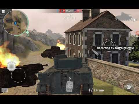 World war 2 game