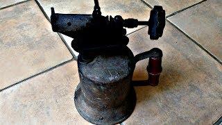Gas Torch Rebuild