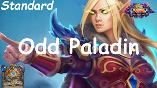 Hearthstone: Odd Paladin #5: Boomsday (Projeto Cabum) - Standard Constructed