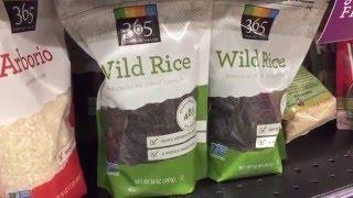 American rice grown in California
