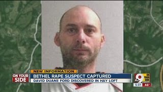 Search for Ohio sex offender, rape suspect ends in N. Ky.