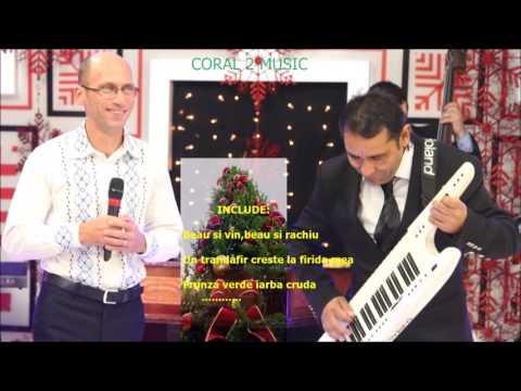COLAJ cu Cea mai buna muzica de petrecere ! formatia CORAL2(oficial audio)
