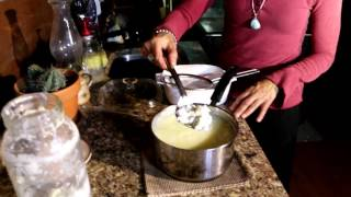 """""""OLD COUNTRY"""" COTTAGE CHEESE RECIPE"""